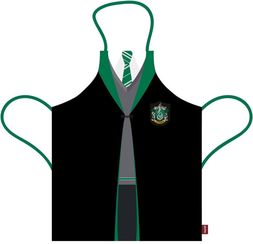 Harry Potter - Slytherin Apron - Ozzie Collectables