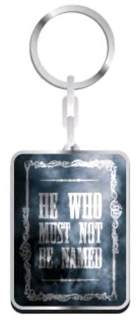 Harry Potter - Voldemort Keyring - Ozzie Collectables