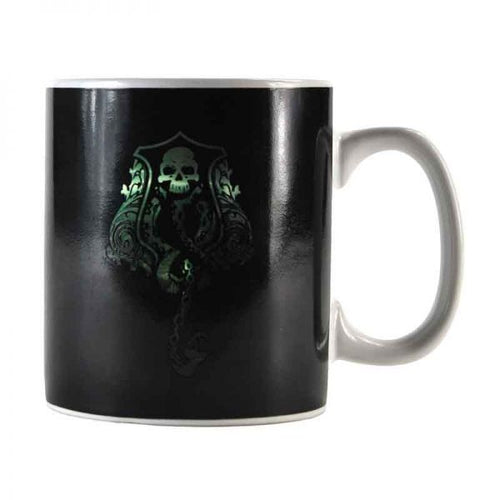 Harry Potter - Voldemort Heat Changing Mug - Ozzie Collectables