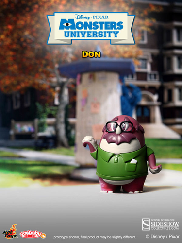 "Monsters University - Don Cosbaby 3"" Figure - Ozzie Collectables"