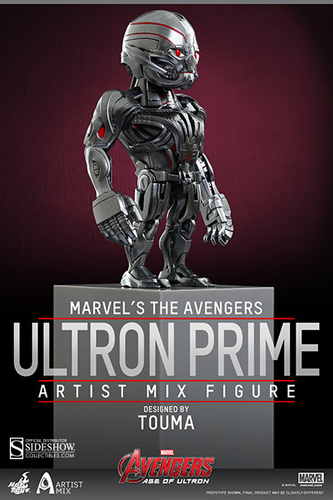Avengers 2: Age of Ultron - Artist Mix Ultron Prime - Ozzie Collectables