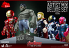 Avengers 2: Age of Ultron - Artist Mix Deluxe Series 2 (Set of 5) - Ozzie Collectables