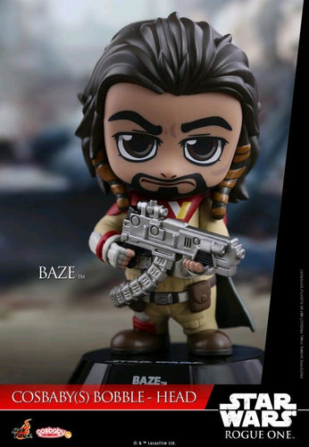 Star Wars: Rogue One - Baze Cosbaby - Ozzie Collectables