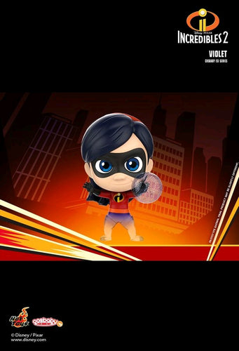 Incredibles 2 - Violet Cosbaby - Ozzie Collectables