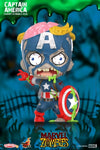 Marvel Zombies - Captain America Cosbaby
