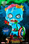 Marvel Zombies - Captain America Translucent Cosbaby
