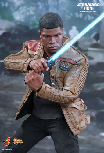 "Star Wars - Finn Episode VII The Force Awakens 12"" 1:6 Scale Action Figure - Ozzie Collectables"