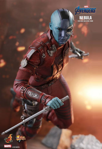 "Avengers 4: Endgame - Nebula 12"" 1:6 Scale Action Figure - Ozzie Collectables"