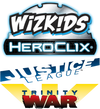 Heroclix - DC Comics Justice League Trinity War Fast Forces 6-Pack - Ozzie Collectables