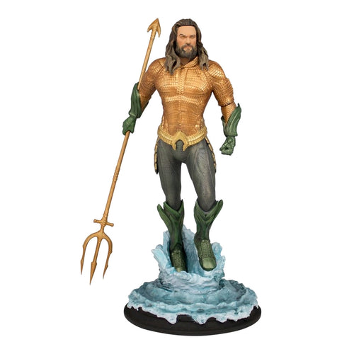 Aquaman - Aquaman 1:9 Statue - Ozzie Collectables