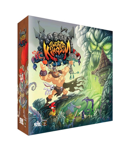 Awesome Kingdom - Tower of Hateskull Card Game - Ozzie Collectables
