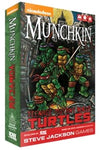 Munchkin - Teenage Mutant Ninja Turtles Edition - Ozzie Collectables
