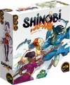 Shinobi Wat-aah!!! - Board Game - Ozzie Collectables