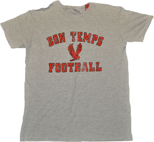 True Blood - Bon Temps Football Male T-Shirt S - Ozzie Collectables