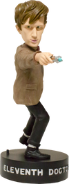 Doctor Who - Eleventh Doctor Bobble Head with Light - Ozzie Collectables
