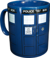 Doctor Who - TARDIS Mega Mug - Ozzie Collectables