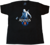 Assassin's Creed 3 - Connor & Logo T-Shirt XL - Ozzie Collectables