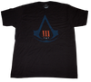 Assassin's Creed 3 - Distressed Logo T-Shirt L - Ozzie Collectables