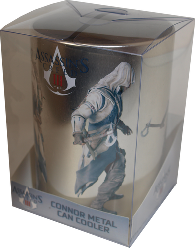 Assassin's Creed 3 - Connor Metal Can Cooler - Ozzie Collectables