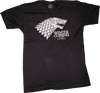 Game of Thrones - Stark Winter Male T-Shirt S - Ozzie Collectables