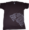 Game of Thrones - Stark Sigil Male T-Shirt S - Ozzie Collectables