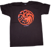 Game of Thrones - Targaryen Male T-Shirt XL - Ozzie Collectables