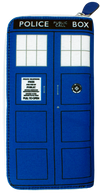 Doctor Who - TARDIS Ladies Clutch Purse - Ozzie Collectables