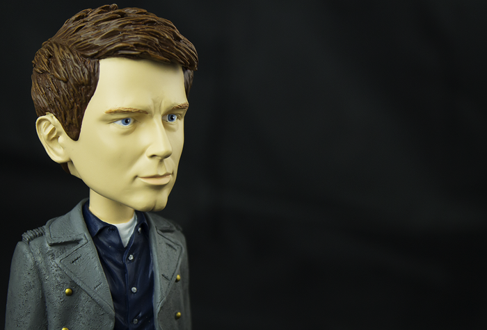 Doctor Who Captain Jack Harkness Bobble Head