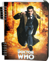 Doctor Who - Tenth Doctor Lenticular Journal - Ozzie Collectables