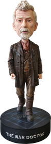 Doctor Who - The War Doctor with Light Base Bobble Head - Ozzie Collectables