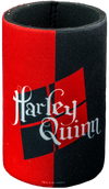 Batman: Arkham Knight - Harley Quinn Neoprene Can Cooler - Ozzie Collectables