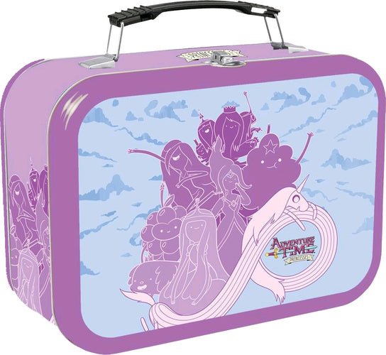 Adventure Time - Pastel Princess Lunchbox - Ozzie Collectables