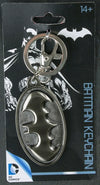 Batman - Batman Logo Pewter Keychain - Ozzie Collectables