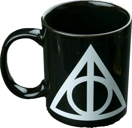 Harry Potter - Deathly Hallows Coffee Mug - Ozzie Collectables