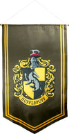 Harry Potter - Hufflepuff Satin Banner - Ozzie Collectables