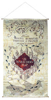 Harry Potter - Marauder's Map Banner - Ozzie Collectables