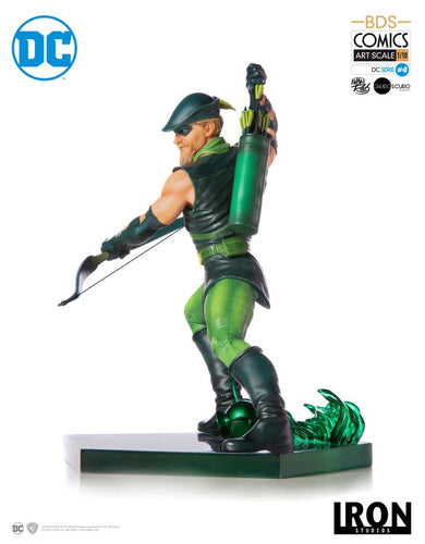 Green Arrow - Green Arrow 1:10 Scale Statue - Ozzie Collectables