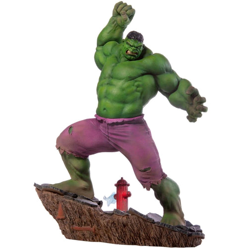 Hulk - Hulk Series 5 1:10 Scale Statue - Ozzie Collectables