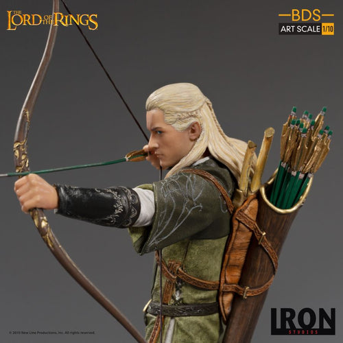 The Lord of the Rings - Legolas 1:10 Scale Statue - Ozzie Collectables