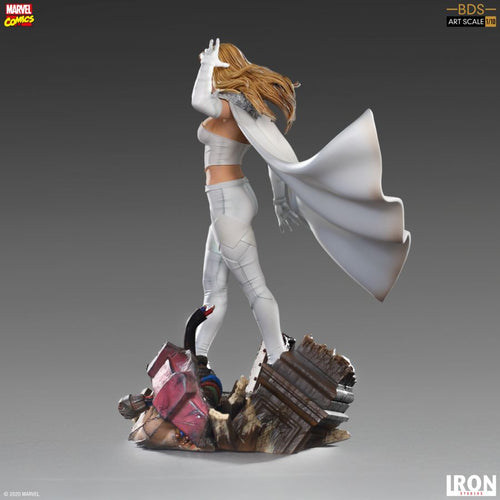 X-Men - Emma Frost 1:10 Scale Statue - Ozzie Collectables