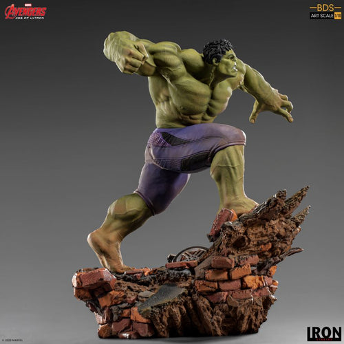 Avengers 2 : Age of Ultron - Hulk 1:10 Scale Statue - Ozzie Collectables