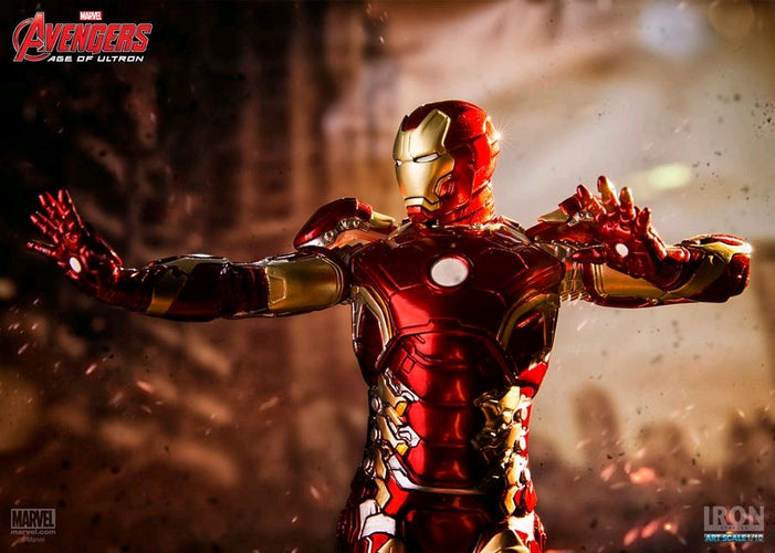 Avengers 2: Age of Ultron - Iron Man Mark 45 1:10 Scale Statue - Ozzie Collectables