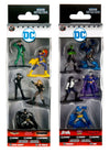 DC Comics - Nano Metalfigs 5-Pack Wave 03 Assortment - Ozzie Collectables