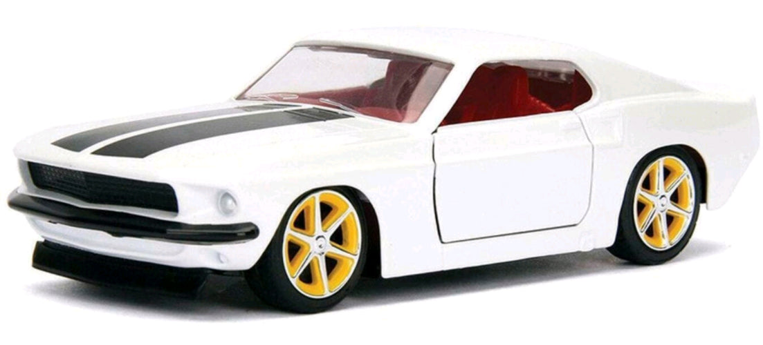 Fast & Furious - 1969 Ford Mustang Mk1 1:32 Hollywood Ride
