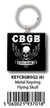 CBGB - KeyRing - Ozzie Collectables