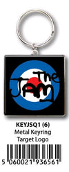The Jam - KeyRing - Ozzie Collectables