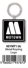 Motown - Keyring - Ozzie Collectables