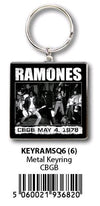Ramones - KeyRing - Ozzie Collectables