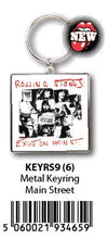 The Rolling Stones - KeyRing Exile On Main Street - Ozzie Collectables