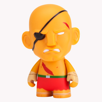 Street Fighter - Sagat 2-Pack - Ozzie Collectables
